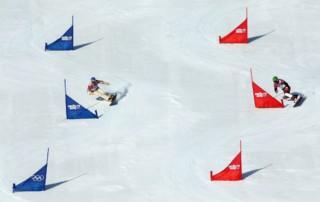 slalom parallelo
