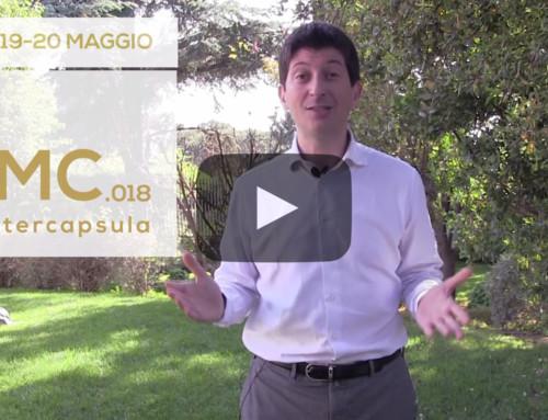 VIDEO Master Capsula, a Roma il 19 e 20 Maggio 2018