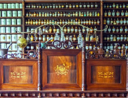 La Farmacia vive nel passato