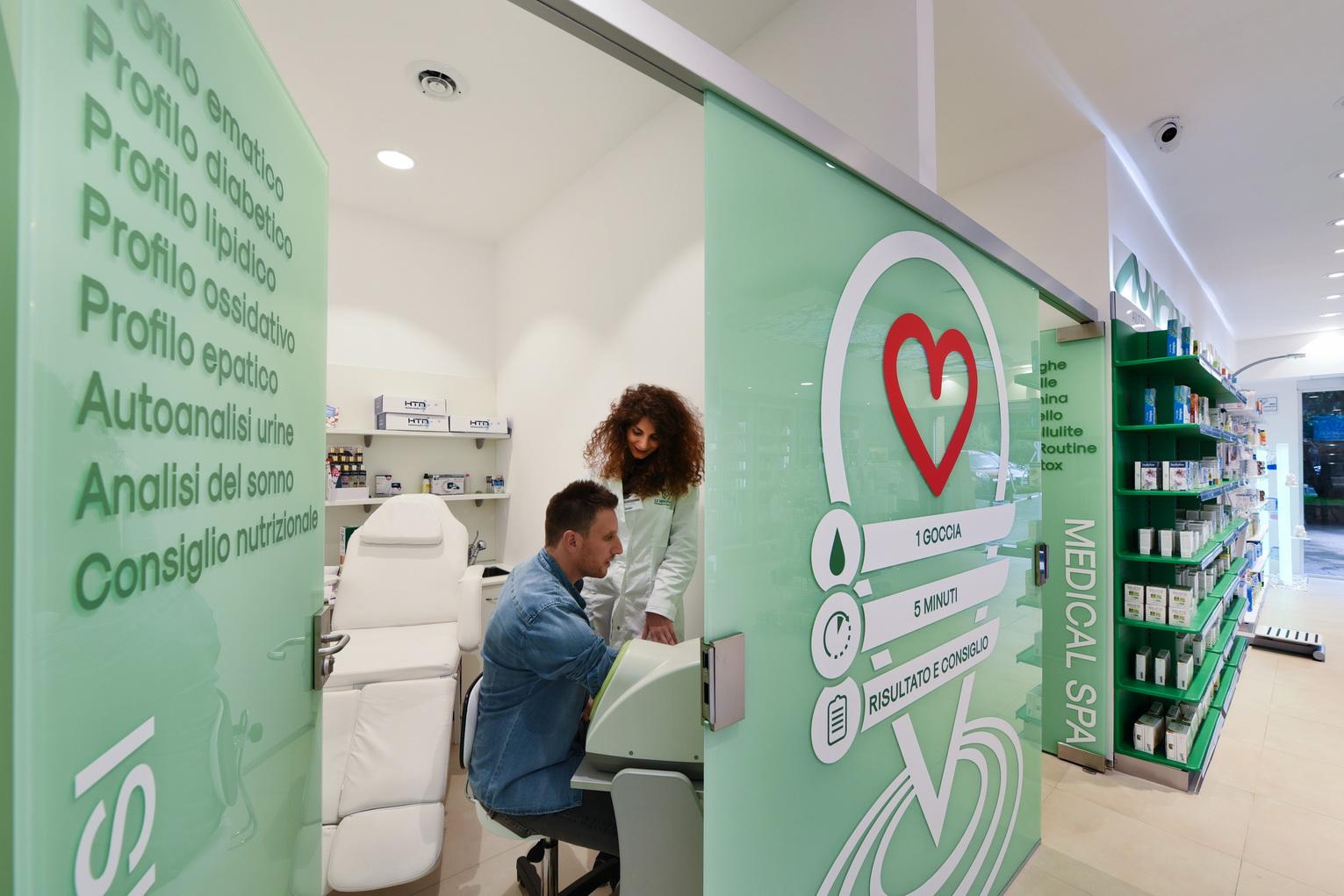 Farmacia centro salute