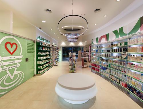 Una farmacia diversa